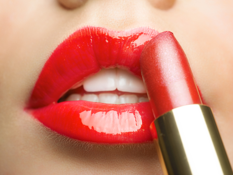 Choosing Lip Colour based on Skin Tone