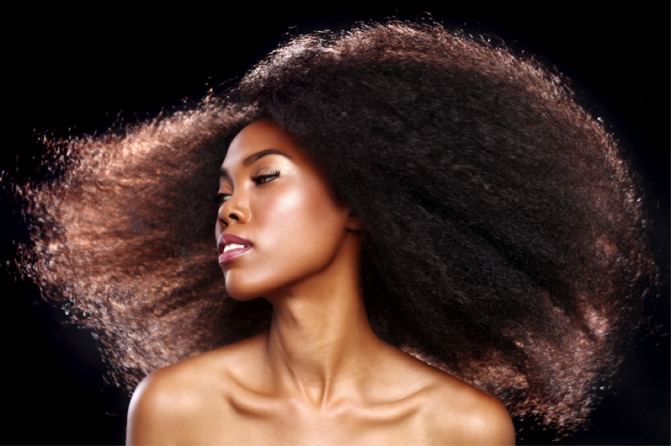 Natural Hair Looks We Love for Spring